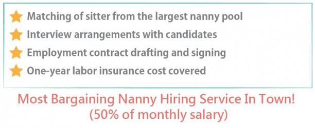 Babysitter Matching Employment Service  BabysitterHk  Hong