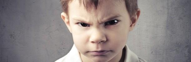 對付愛發脾氣孩子最有效的方法
