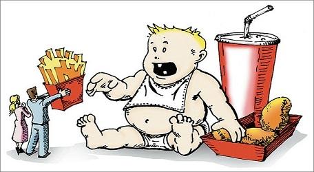 兒童肥胖問題
