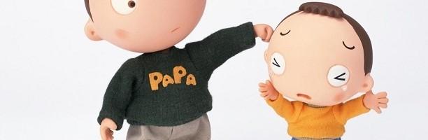 為人父母的,有誰人沒懲罰過孩子?