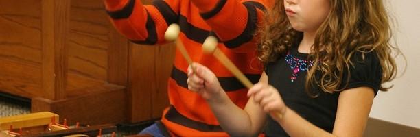 每個小孩都有音樂潛能