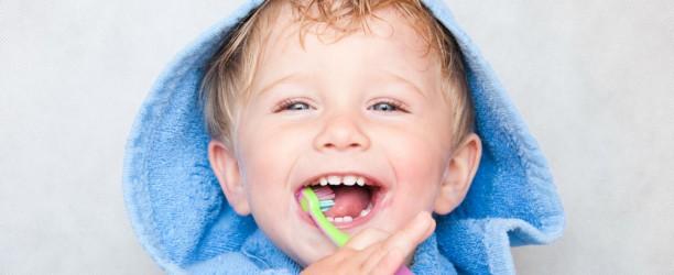 寶寶開始刷牙了沒?(Part 1)
