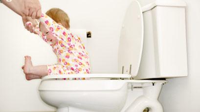 正確訓練寶寶如廁