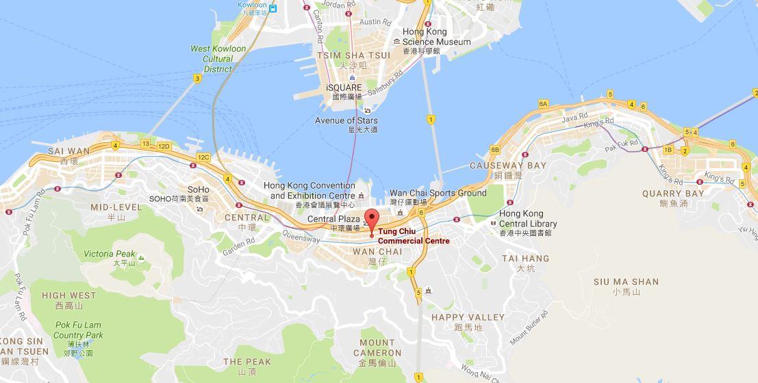 Contact Us Babysitterhk Hong Kongs Quality Babysitter 香港 - Us to hong kong map