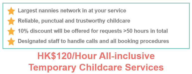 Babysitter.hk Temporary Childcare Services